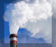 Combustion, émissions atmosphériques et cheminée