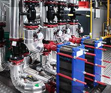 Production et utilisation efficace de l'énergie thermique secteur industriel