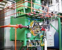 Centrale thermique de production de vapeur - GCI Experts en énergie