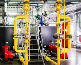 Production et utilisation efficace de l'énergie thermique (Bâtiment) - GCI Experts en énergie