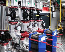Production et utilisation efficace de l'énergie thermique (Industriel) - GCI Experts en énergie