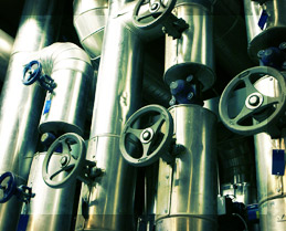 Réseaux de vapeur et condensat - GCI Experts en énergie